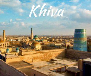 Khiva Travel Information