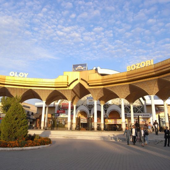 Alayskiy Bazaar