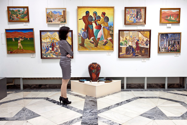 Nukus Museum of Art, Uzbekistan