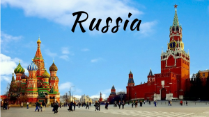 Russia Travel Information