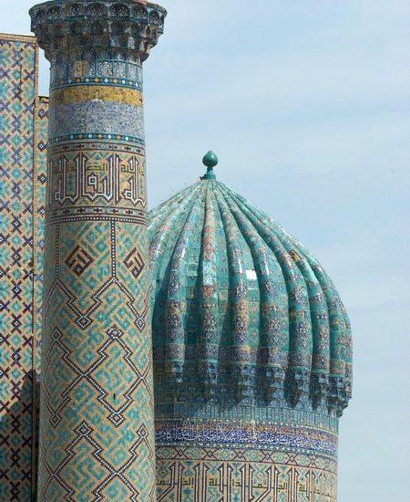 Samarkand, Registan square