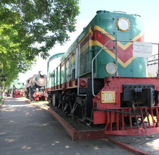 Tashkent Museum of Railway Techniques