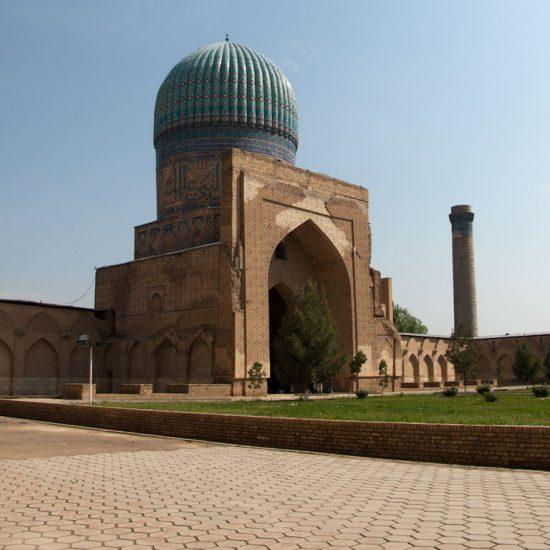 Bibi-Khanym Mosque,