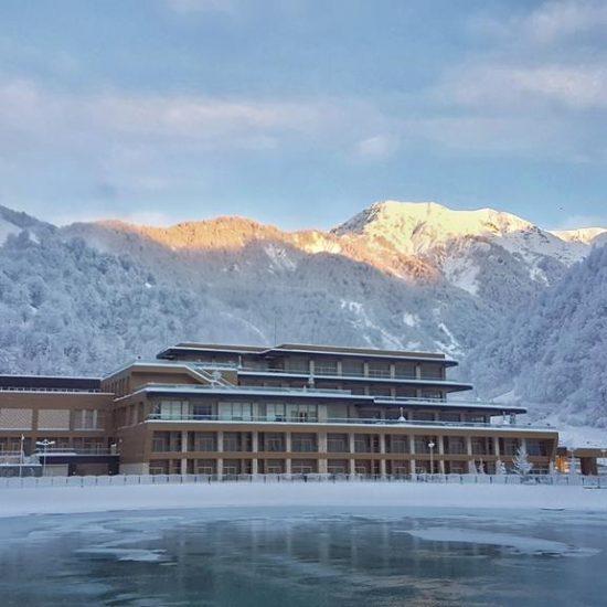 Gabala - Tufandag Mountain Resort