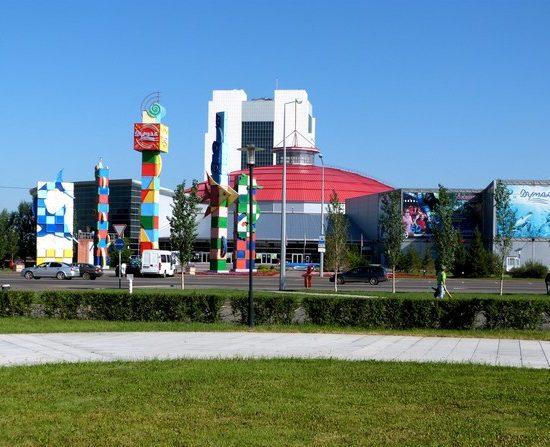 Duman Entertainment Centre, Astana
