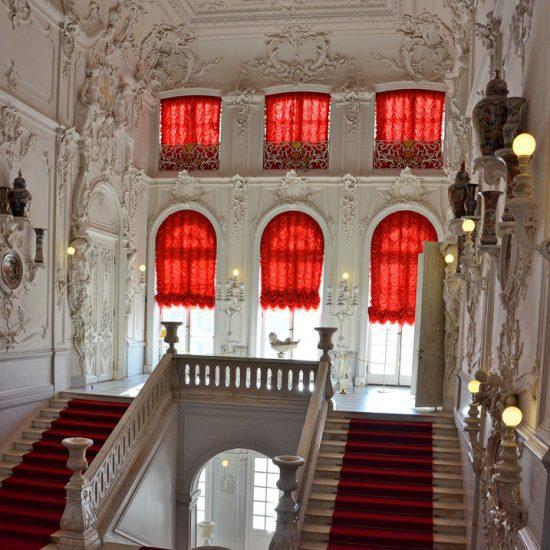 Catherine Palace Stairs