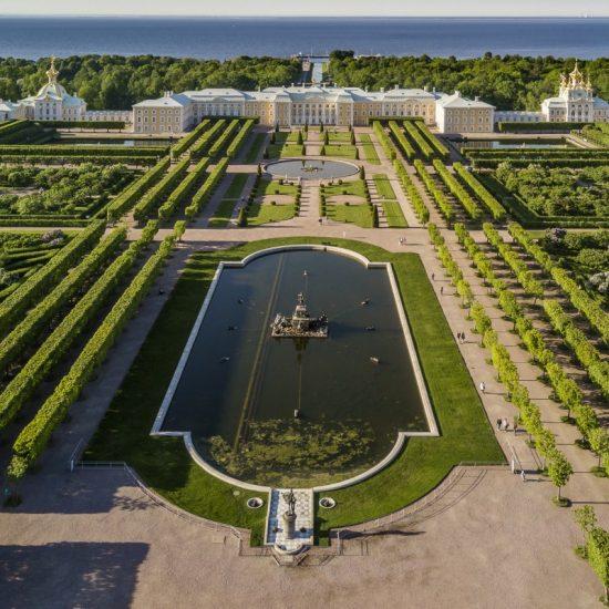 Peterhof Palace full View
