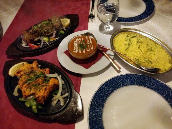 Restaurant Amar Tashkent Food