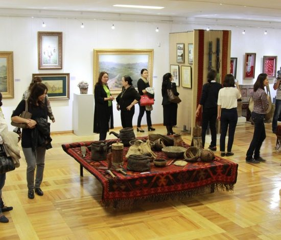A. Kasteyev State Museum of Arts - Tourist