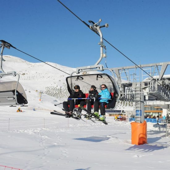 Shahdag Mountain Cable Car