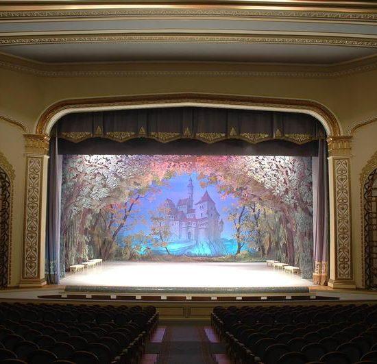 Abai's Theater - Opera House