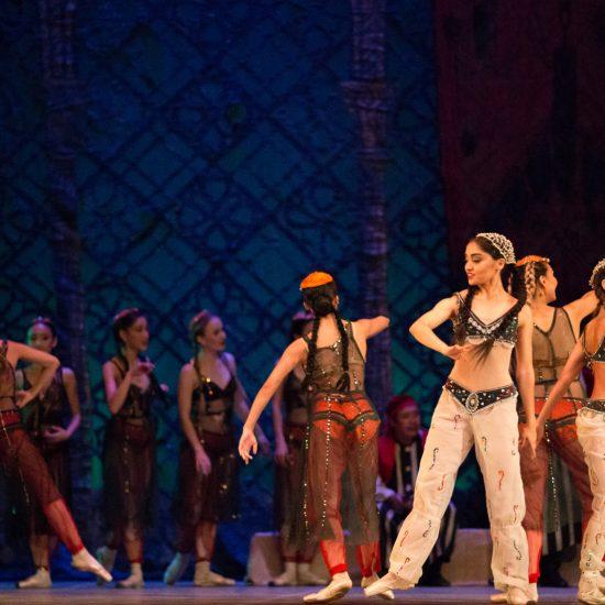Abay Opera House Stage