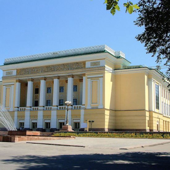 Abai's Theater (National Academical Theater of Opera and Ballet)
