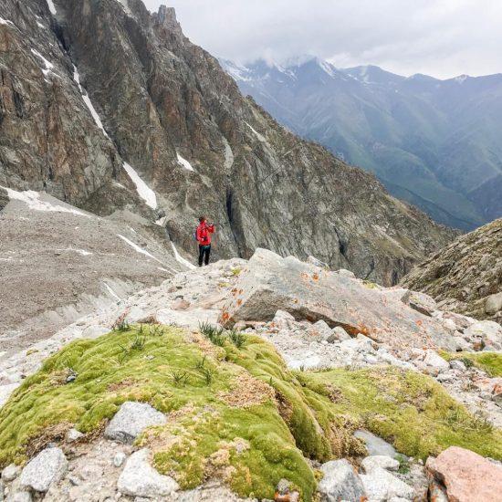 Ak-Sai Glacier Bishkek