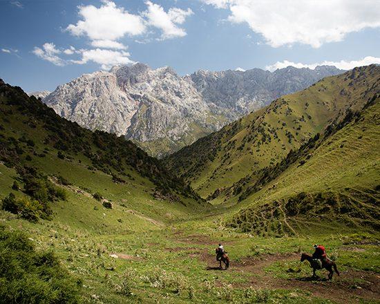 Alay Valley - Osh