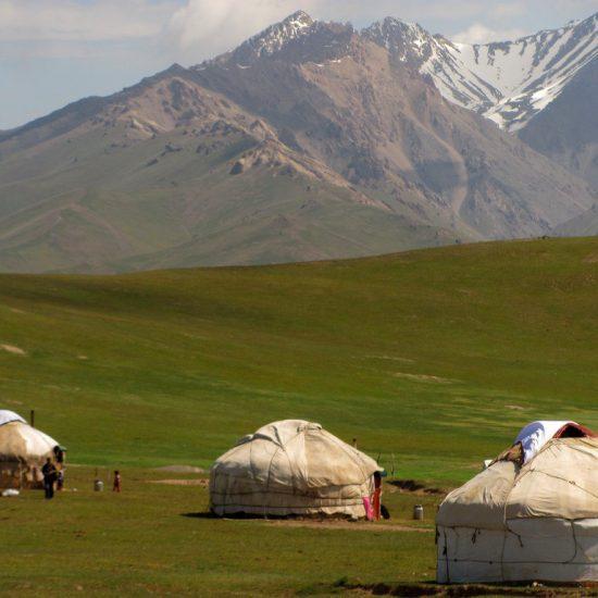 Alay Valley Yurt- Osh
