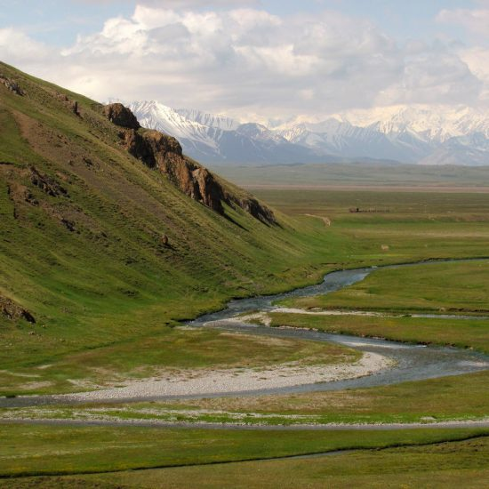 Alay Valley - Best View