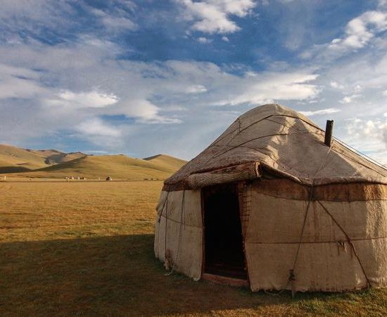 Alay Valley Yurt