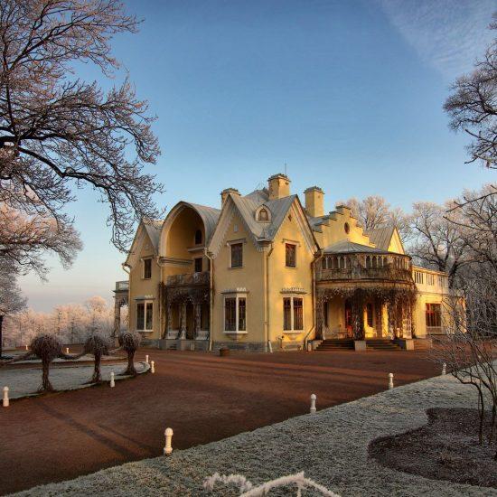 Aleksandria Historical Park Peterhof - Cottage