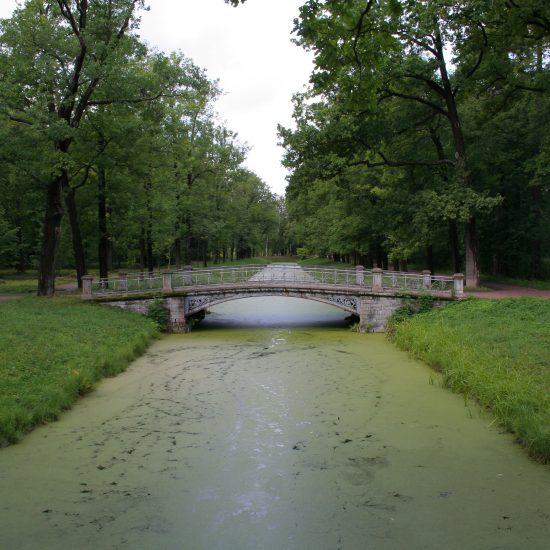 Alexander Park Pushkin - Bridge