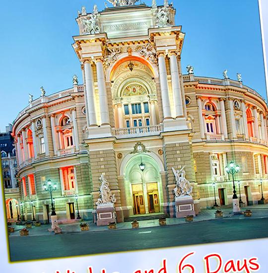 Almaty + Kiev Mailer