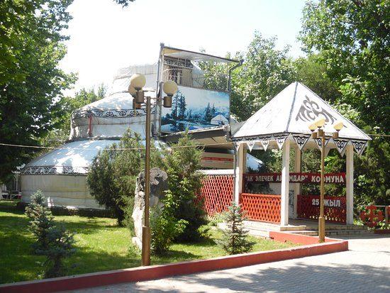 Alymbek Datkanyn Aykeli