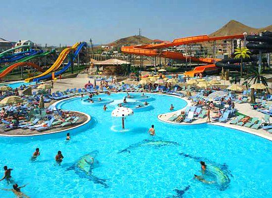 Aqua Park Terminal - Kiev