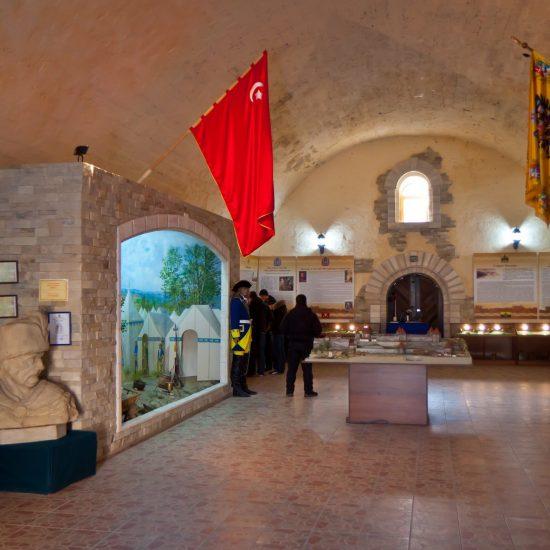 Arc Citadel Inside Fortress