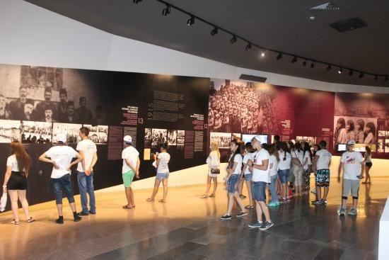 Armenian Genocide Museum - Exhibition