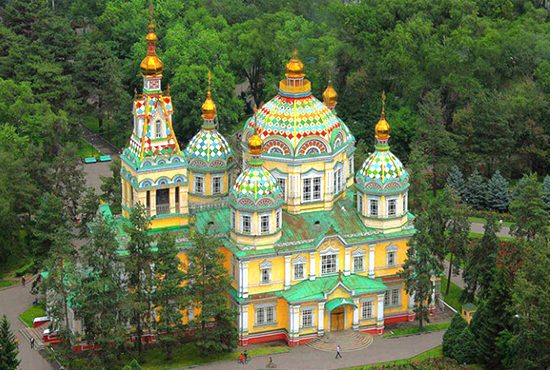 Ascension Cathedral Almaty