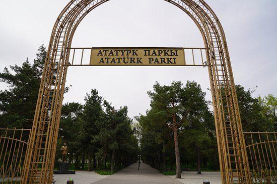 Ataturk Park Gate
