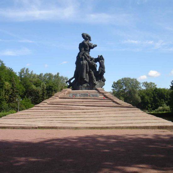 Babi Yar Memorial Kiev