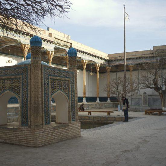 Bakhautdin Naqsband Mausoleum Complex