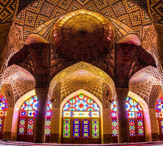 Bibi-Heybat Mosque Gate