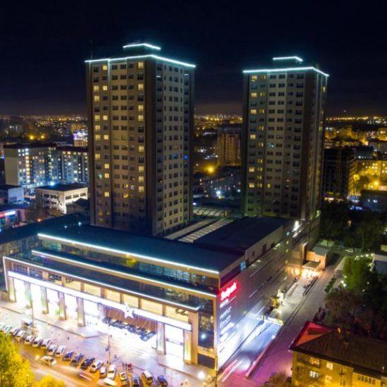 Bishkek Park - Full View