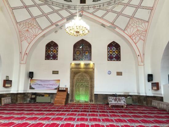 Blue Mosque Inside