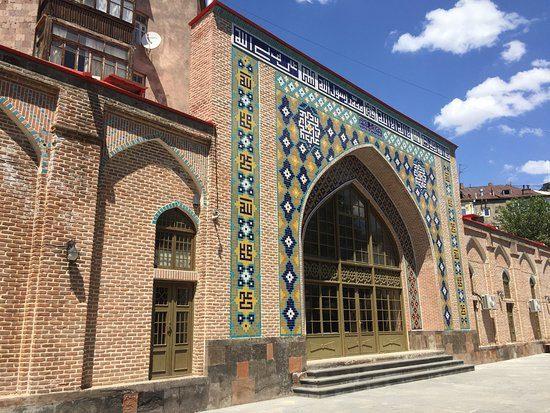 Blue Mosque (Persian Mosque)