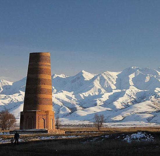 Burana Tower Winters
