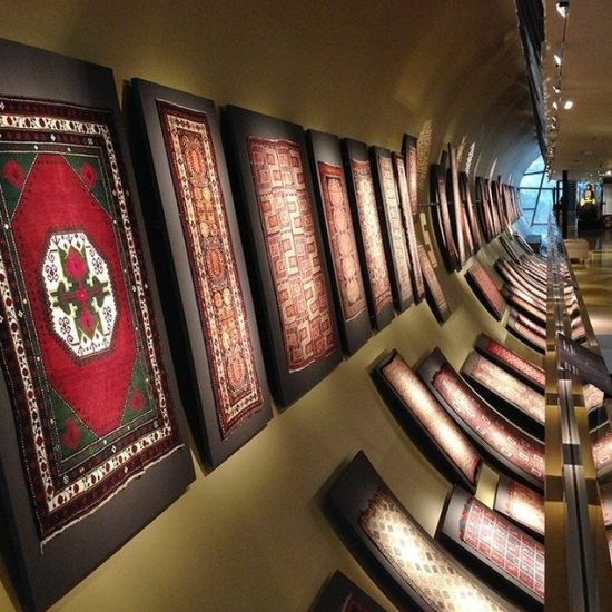 Azerbaijan Carpet Museum Exhibition