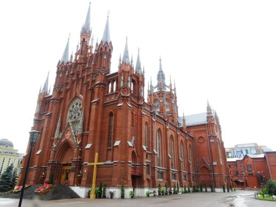 Catholic Cathedral of The Immaculate Conception of The Blessed Virgin Mary