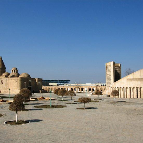 Chasma Ayub Mausoleum full View