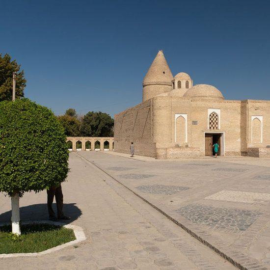 Chasma Ayub Mausoleum front View