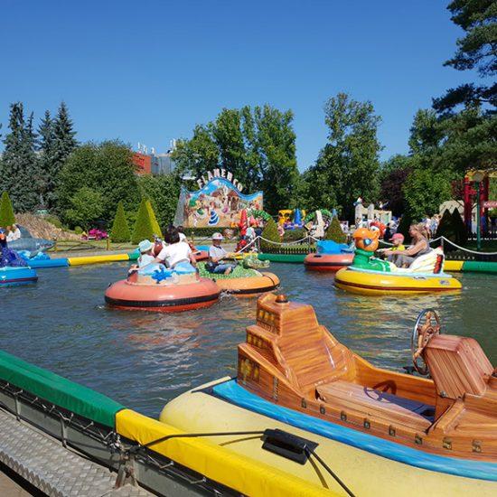 Divo Ostrov - Boating
