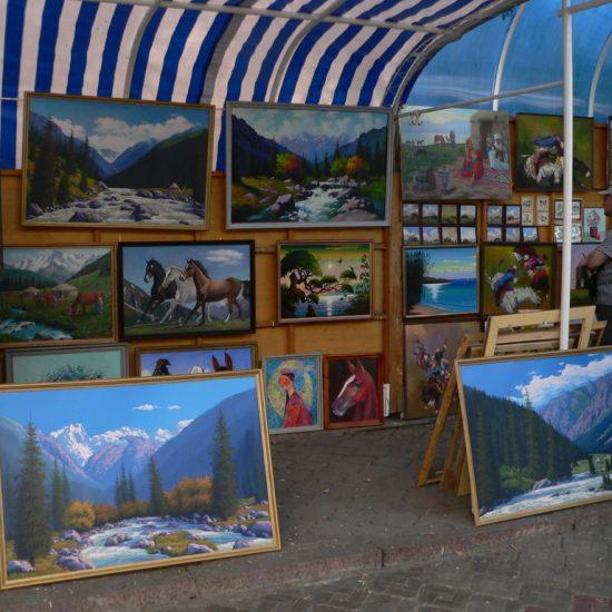 Dubovy Park Painting Shop