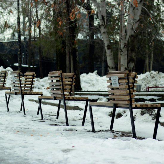 Dubovy Park Seats