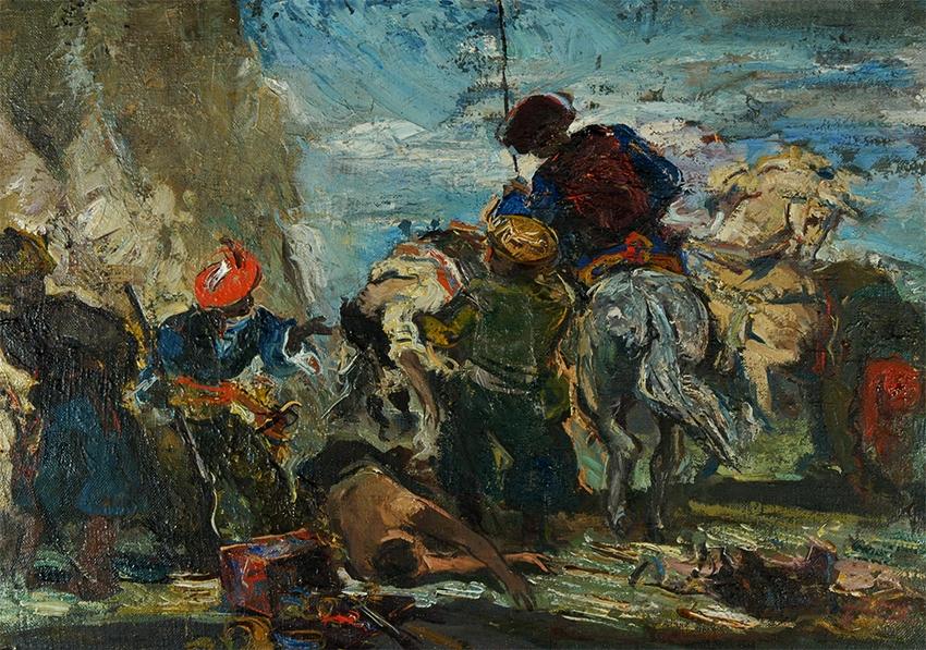 Eduard Isabekyan Gallery Painting