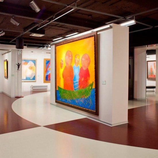 Erarta Museum Of Contemporary Art - Painting