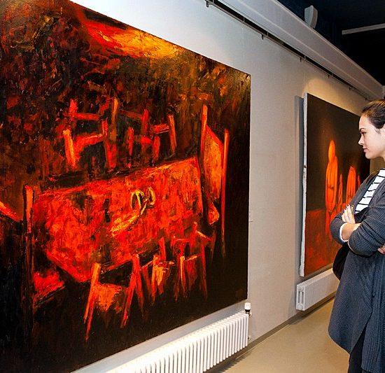 Erarta Museum Of Contemporary Art - Paining