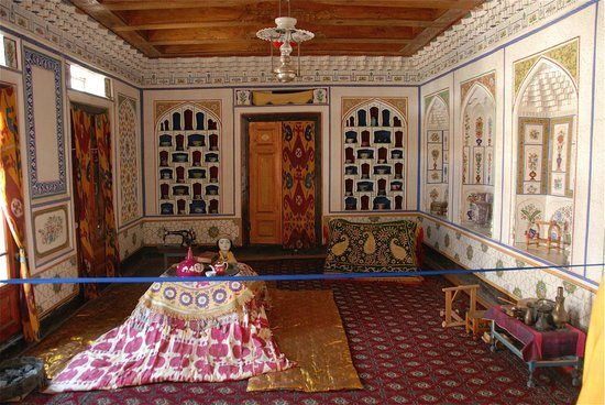 Fayzulla Khujayev House Inside
