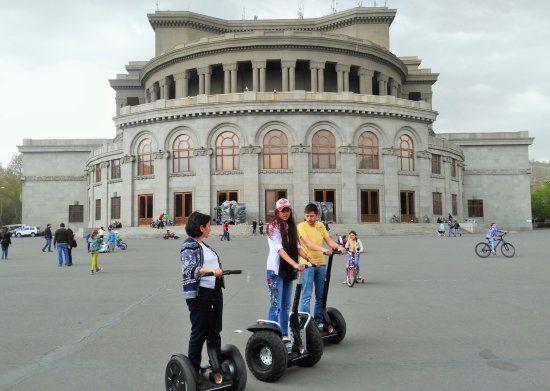 Freedom Square Yerevan
